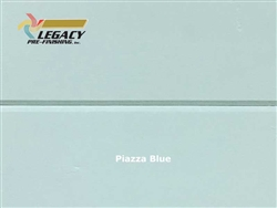 Spruce Prefinished Tongue and Groove V-Joint Boards - Piazza Blue