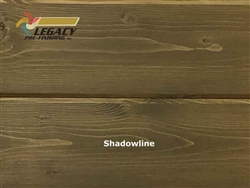 Prefinished Interior Spruce Tongue and Groove - Shadowline