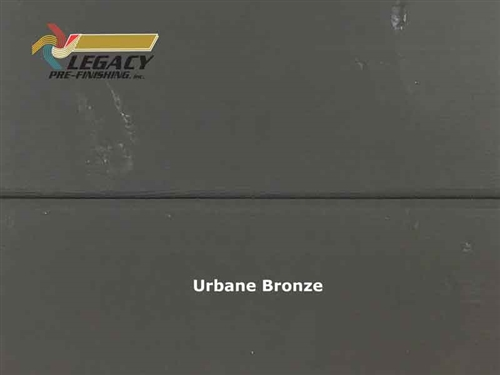 Spruce Prefinished Tongue and Groove V-Joint Boards - Urbane Bronze