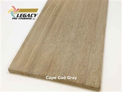 Shingles, Western Red Cedar, 18 Inch R&R - Cape Cod Gray
