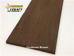 Shingles, Western Red Cedar, 18 Inch R&R - Cordovan Brown