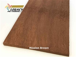 Shingles, Western Red Cedar, 18 Inch R&R - Mission Brown