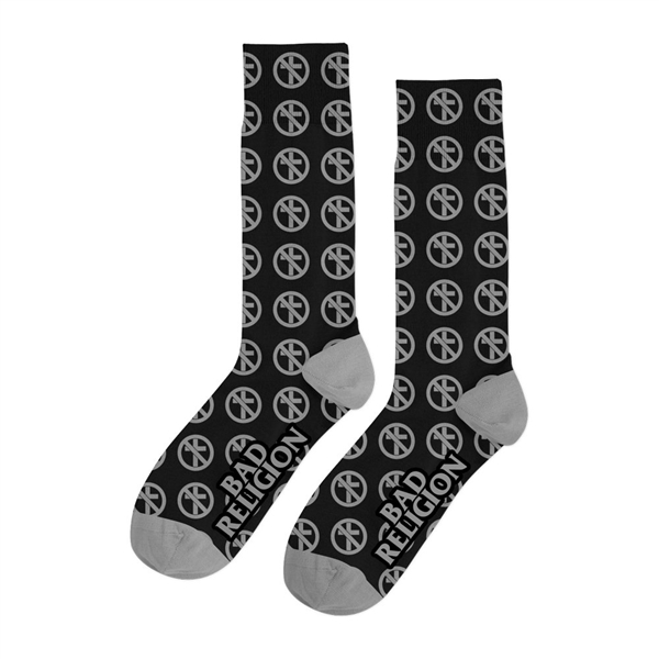 Bad Religion Cross Buster Socks
