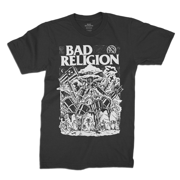 Bad Religion Wasteland T-Shirt