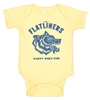 The Flatliners - Party Wolf Cub ONESIE