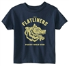 The Flatliners - Party Wolf Cub Toddler Tee