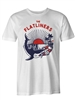 "The Flatliners ""Shark Attack"" T-shirt"