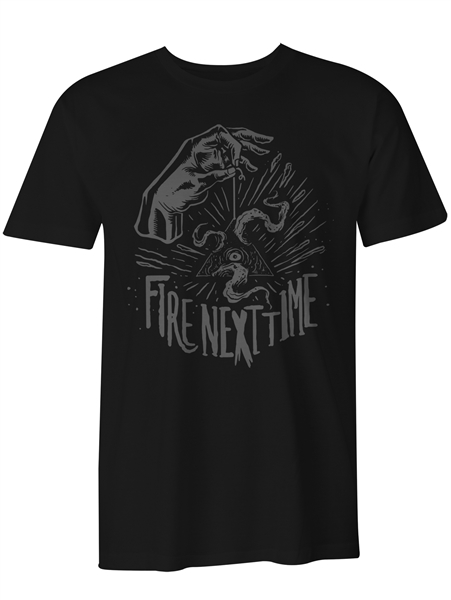 Fire Next Time - PORTAL T-Shirt