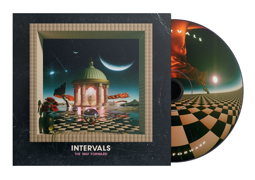 "Intervals ""This Way Forward"" CD"