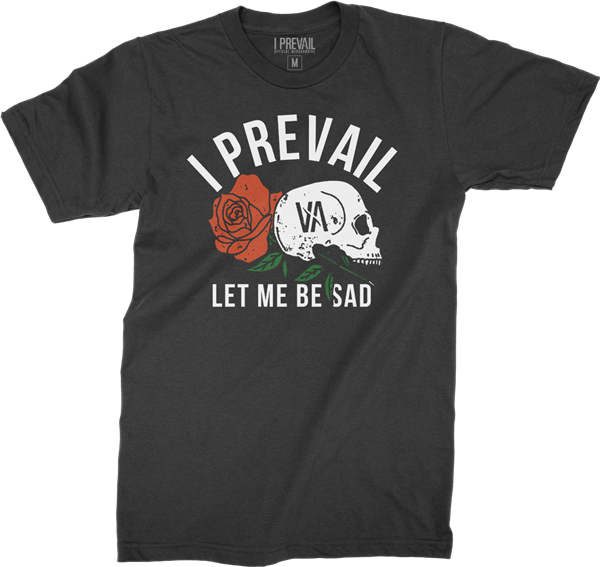 I Prevail - Sad T-Shirt