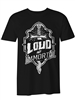"Loud & Immortal ""Dagger"" T-Shirt"
