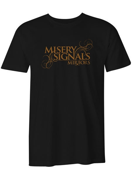 "Misery Signals ""Mirrors"" T-Shirt - Limited Time PRE-ORDER"