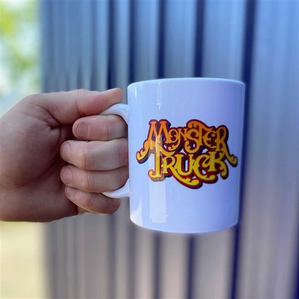 Monster Truck Don't Fuck With The Cup - Ceramic Mug