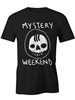 "Mystery weekend ""SKULL"" T-Shirt"