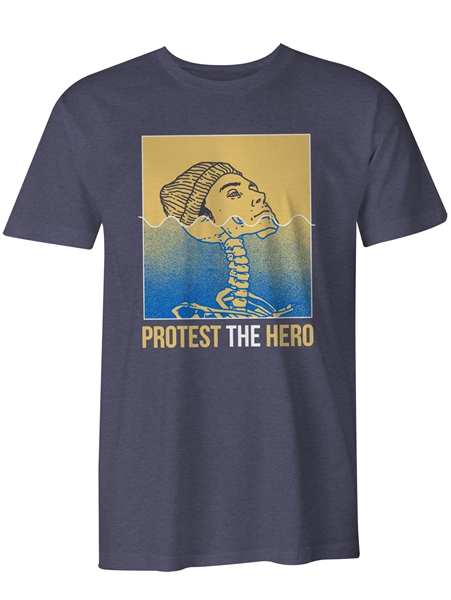 "Protest The Hero ""Life Aquatic"" T-Shirt"