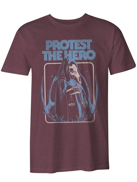 "Protest The Hero ""Justice"" T-Shirt"