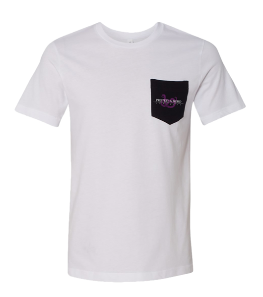 "Protest The Hero ""Snake Logo"" Pocket T-Shirt"