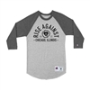 Rise Against Classic Arch Raglan