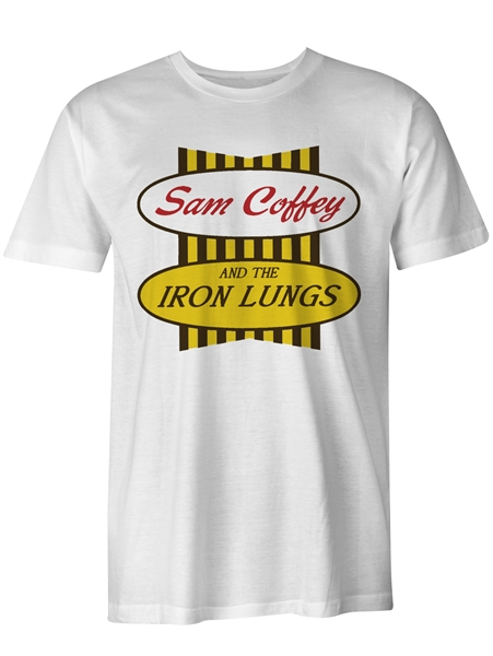 Sam Coffey & The Iron Lungs - Timmies Tshirt