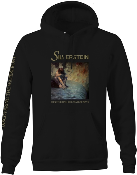 Silverstein Discovering the Waterfront Pullover Hoodie