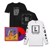 Sights & Sounds Longsleeve, T-shirt & LP Bundle