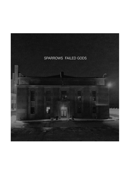 "Sparrow ""FAILED GODS"" CD"