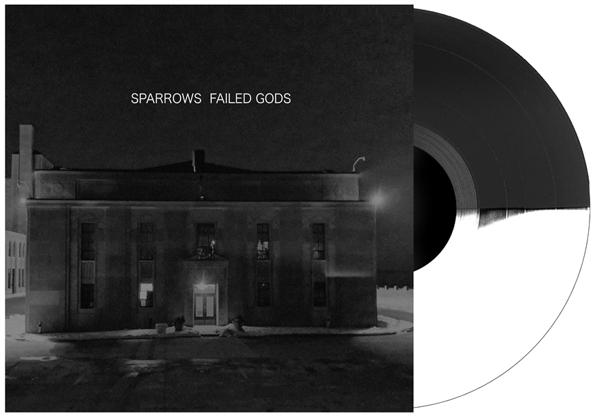 "Sparrows ""FAILED GODS"" LP"