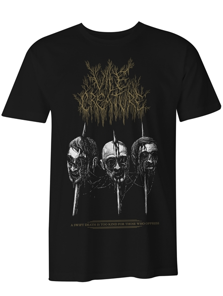 "Vile Creature ""Swift Death"" T-shirt PRE ORDER"