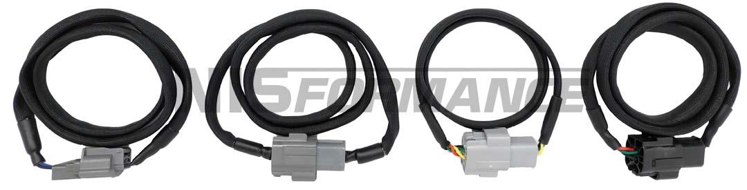 HR/VHR Oxygen Sensor Extension harness AFR Sensor