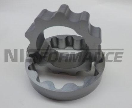 Billet VQ35DE Oil Pump Gears High RPM