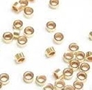 14K Gold Filled Crimp Tube - 2mm x 1mm