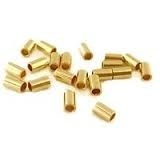 14K Gold Filled Crimp Tube - 2mm x 3mm