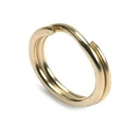 14K Gold Filled Split Ring - 6mm