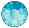 34ss Flatback Round Rhinestone HOTFIX-Plain/Regular Colors
