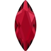 Swarovski 8 x 3.5mm Jewel Cut Marquise- Scarlet