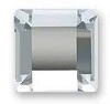 Swarovski 2.2mm Square Flatback - Crystal