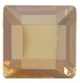 Swarovski 2.2mm Square Flatback - Golden Shadow