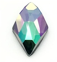 10 x 6mm Flatback Rhombus - Paradise Shine - Limited Edition Color