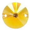Swarovski 10mm Sew On Rivoli Sunflower
