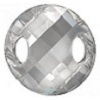 Swarovski 18mm Twisted Sew On Crystal