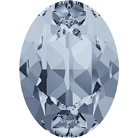 #4127 Swarovski Big Oval Fancy Stone- 30 X 22mm - Blue Shade