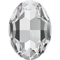 #4127 Swarovski Big Oval Fancy Stone- 30 X 22mm - Crystal