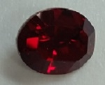 10 x 8mm Pointed Back Oval- SIAM