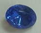 6 x 8mm Oval Pointed Back- SAPPHIRE