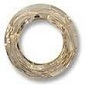 20mm Round Cosmic Ring Golden Shadow CAL