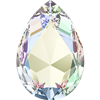 #4327 Swarovski Large Pear Fancy Stone- 30 X 22mm - Crystal AB