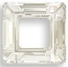 30mm Square Cosmic Ring Crystal Moonlight