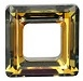 30mm Square Cosmic Ring Tabac