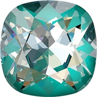 #4470 Swarovski Cushion Square Fancy Stone- 12mm - Laguna DeLite