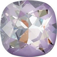 #4470 Swarovski Cushion Square Fancy Stone- 12mm - Lavender DeLite